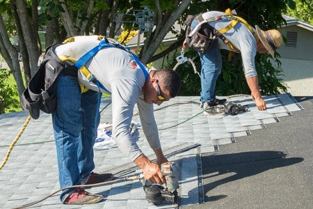 residential roofing installation in FL